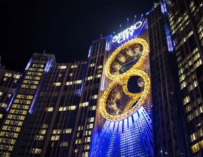 Outdoor Sphere LED Display with Ø2m in Beijing