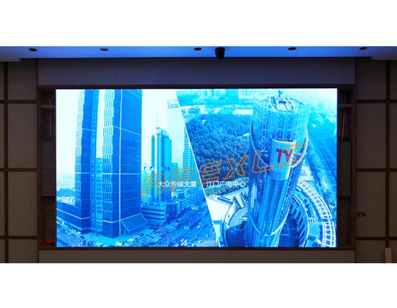P1.875 HD Indoor LED Display in Guangxi Province