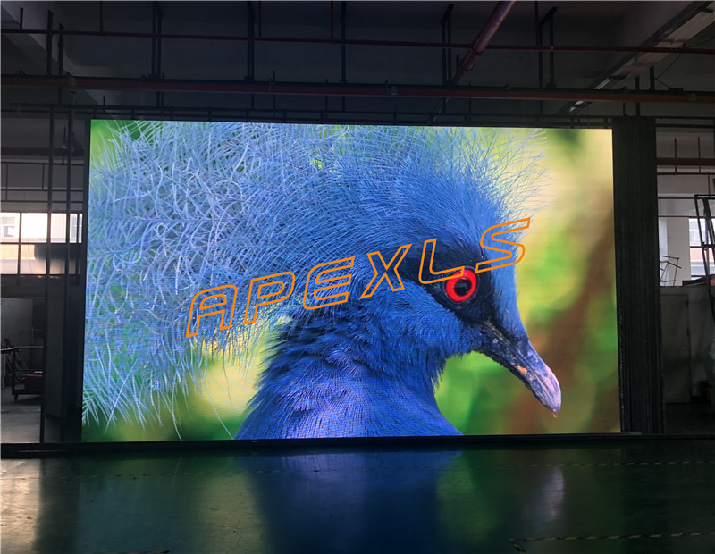P4 front access high refreshrate led screen