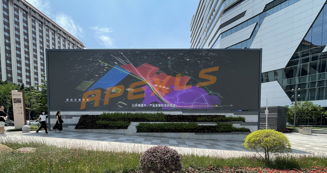 Pixel Pitch-6.6mm in China